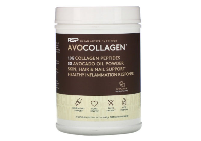 AvoCollagen by RSP Clean Active Nutrition
