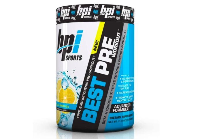 BPI Sports Pre-Workout