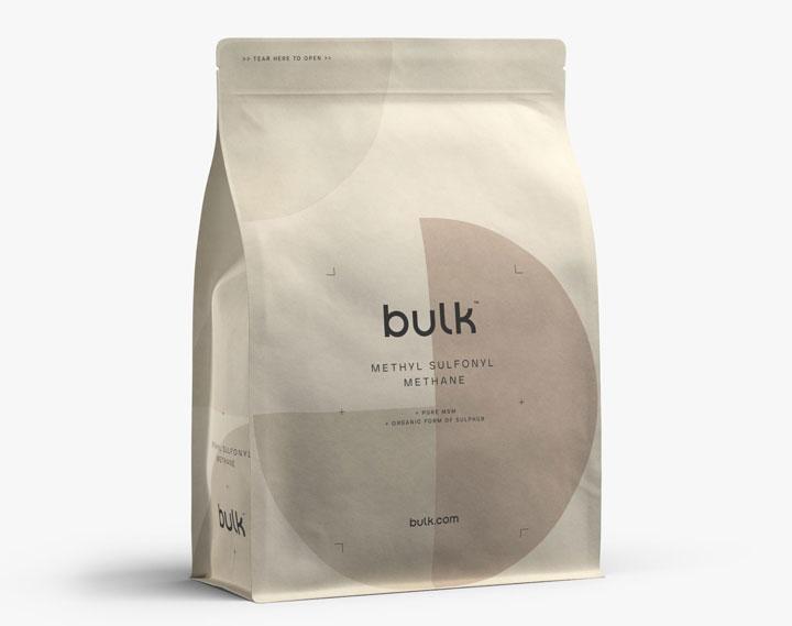 BulkSupplements Keto MSM Powder