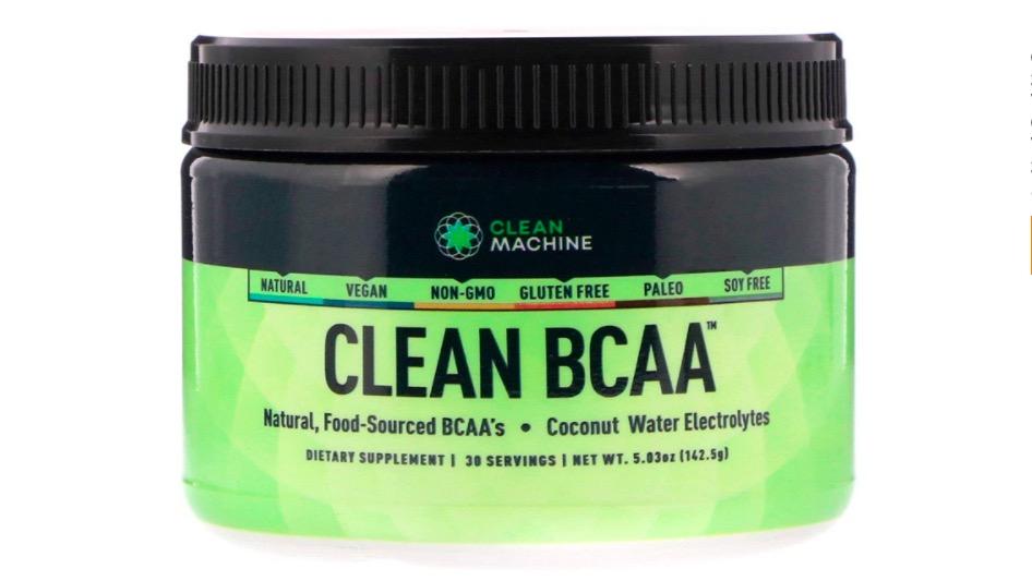 Clean Machine Clean BCAA