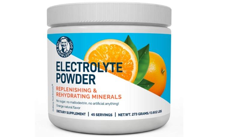Dr Berg's Powder