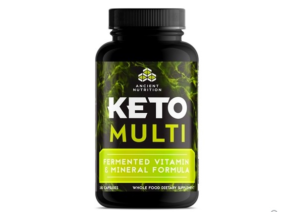 Keto Multi by Ancient Nutrition