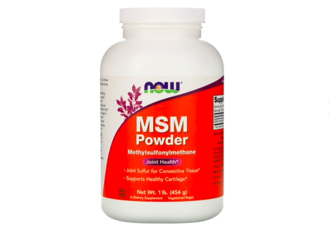 NOW Foods Keto MSM Supplement Powder