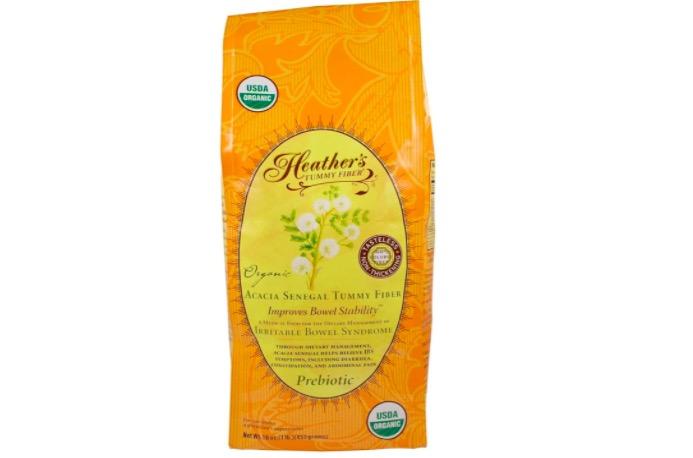 Organic Acacia Senegal Tummy Fiber by Heather's