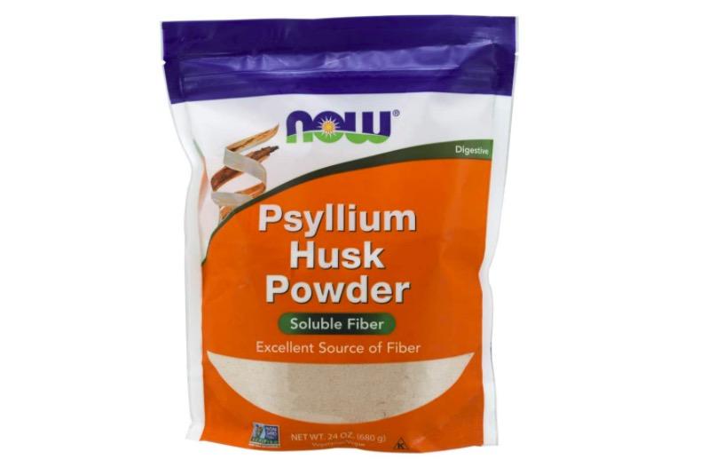 Psyllium Husk Powder by NOW Foods
