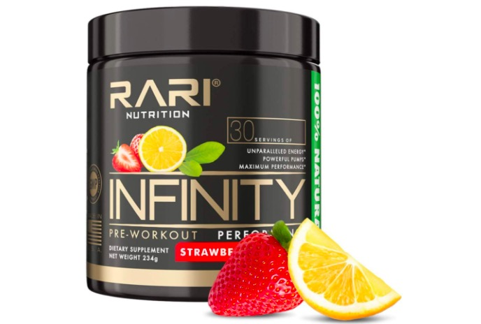 RARI Nutrition – Infinity Pre-Workout