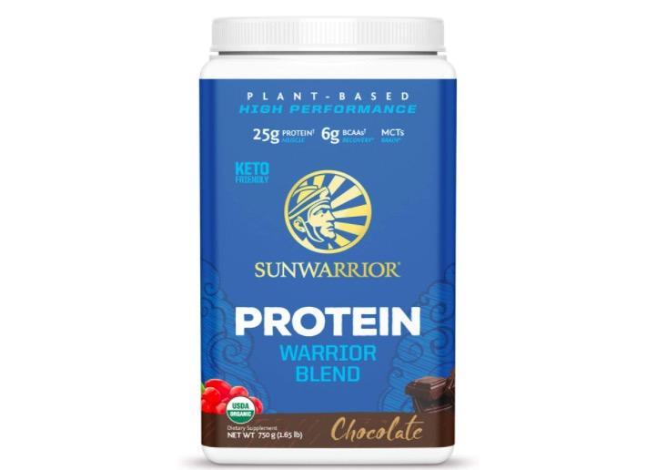 Sunwarrior Protein Warrior Blend