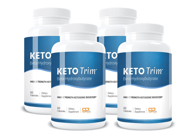 Keto Trim beta-hydroxybutyrate