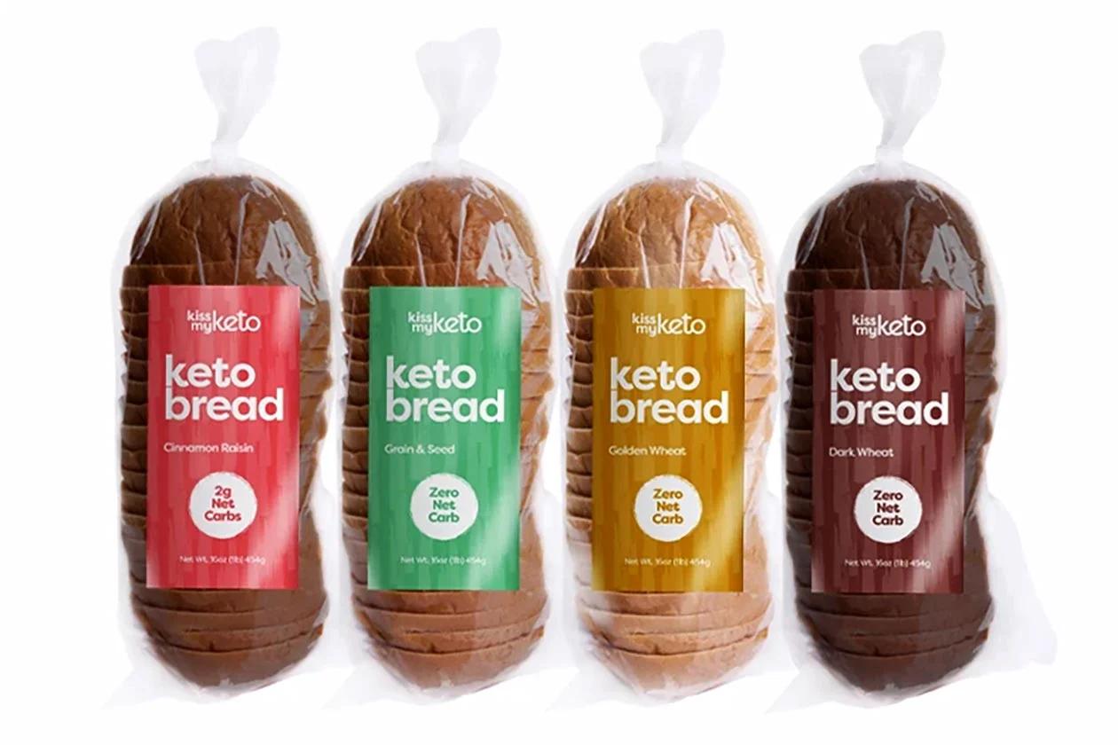 KissMyKeto bread
