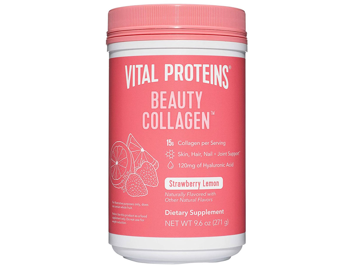 Vital Proteins Beauty Collagen Peptides Powder Supplement for Women